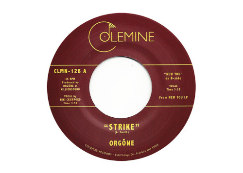 "Orgone – ""Strike"" – Funk 45 – YouTube"