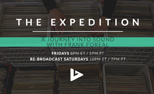 My New Radio Show: The Expedition